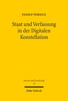Staat und Verfassung in der Digitalen Konstellation