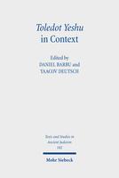 Toledot Yeshu in Context