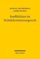 Konfliktlinien im Nichtdiskriminierungsrecht