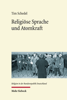 Religiöse Sprache und Atomkraft