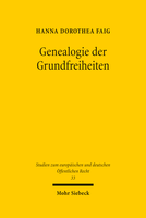 Genealogie der Grundfreiheiten