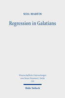 Regression in Galatians