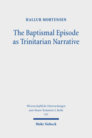 The Baptismal Episode as Trinitarian Narrative