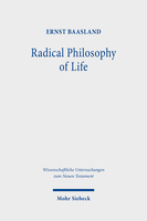 Radical Philosophy of Life