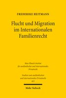 Flucht und Migration im Internationalen Familienrecht