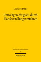 Umweltgerechtigkeit durch Planfeststellungsverfahren