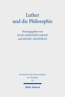 Luther und die Philosophie