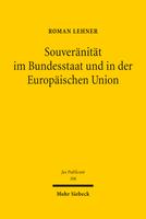 Souveränität im Bundesstaat und in der Europäischen Union