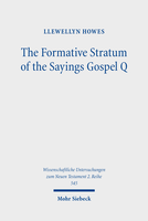 The Formative Stratum of the Sayings Gospel Q