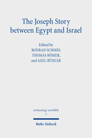 The Joseph Story between Egypt and Israel
