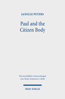 Paul and the Citizen Body