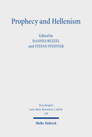 Prophecy and Hellenism