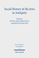 Social History of the Jews in Antiquity