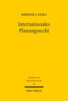 Internationales Planungsrecht