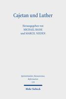 Cajetan und Luther