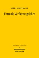 Formale Verfassungslehre