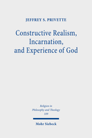 Constructive Realism, Incarnation, and Experience of God