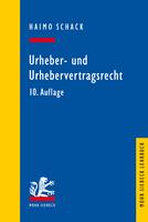 Urheber- und Urhebervertragsrecht