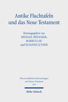 Antike Fluchtafeln und das Neue Testament