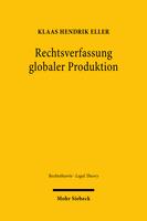 Rechtsverfassung globaler Produktion