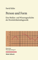 Person und Form