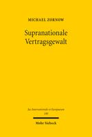 Supranationale Vertragsgewalt