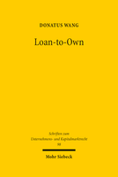 Loan-to-Own