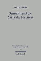 Samarien und die Samaritai bei Lukas
