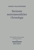 Horizonte neutestamentlicher Christologie