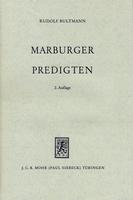 Marburger Predigten