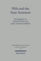 Philo und das Neue Testament
