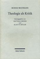 Theologie als Kritik