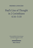 Paul's Line of Thought in 2 Corinthians 4:16–5:10