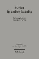 Medien im antiken Palästina