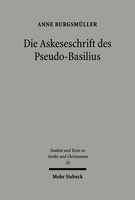 Die Askeseschrift des Pseudo-Basilius