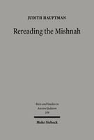 Rereading the Mishnah