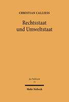 Rechtsstaat und Umweltstaat