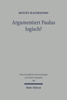 Argumentiert Paulus logisch?