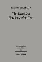 The Dead Sea 'New Jerusalem' Text