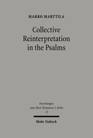 Collective Reinterpretation in the Psalms
