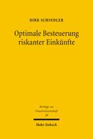 Optimale Besteuerung riskanter Einkünfte