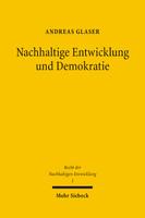 Nachhaltige Entwicklung und Demokratie