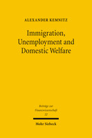 Immigration, Unemployment and Domestic Welfare