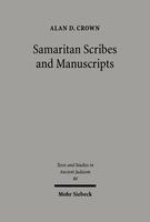 Samaritan Scribes and Manuscripts