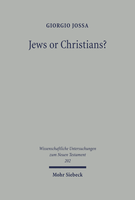 Jews or Christians?