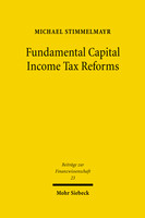 Fundamental Capital Income Tax Reforms