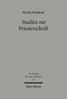 Studien zur Priesterschrift