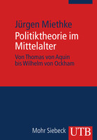 Politiktheorie im Mittelalter