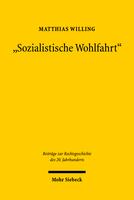 »Sozialistische Wohlfahrt«