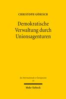 Demokratische Verwaltung durch Unionsagenturen